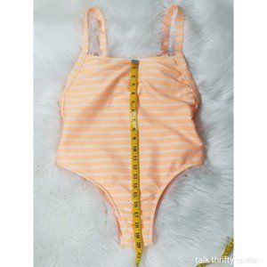 Xhilaration Swim - XHILARATION | Ribbed One-Piece Swimsuit Large